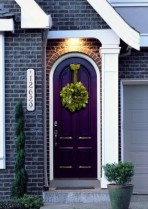 purple-traditional-door